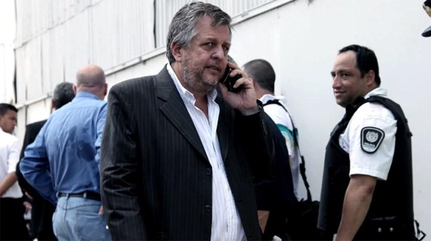 En 2012, Stornelli fue designado jefe de Estadio y Seguridad Deportiva de Boca, donde tuvo estrecha relación con el barrabrava Rafael Di Zeo.