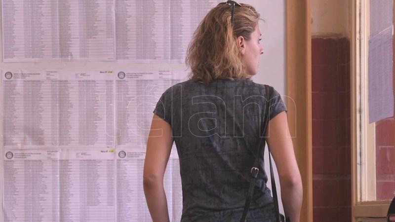 Están habilitados 17.092 establecimientos, con un total de 101.457 mesas para sufragar en todo el país.