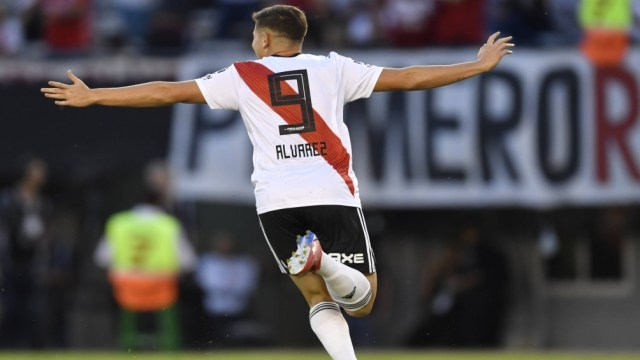 Julián Álvarez ingresó a la nómina definitiva del seleccionado argentino para la Copa América.