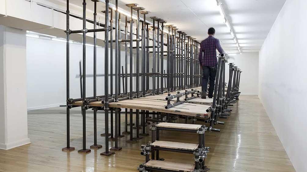 5c92641c71f2d - Comenzó la muestra, con foco en el arte latinoamericano y presencia argentina