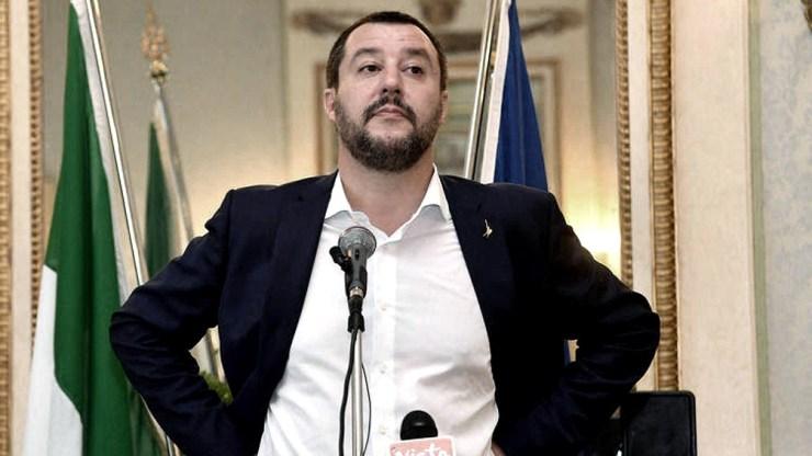 Matteo Salvini pidió eliminar el toque de queda vigente en todo el país entre las 22:00 y las 5:00.