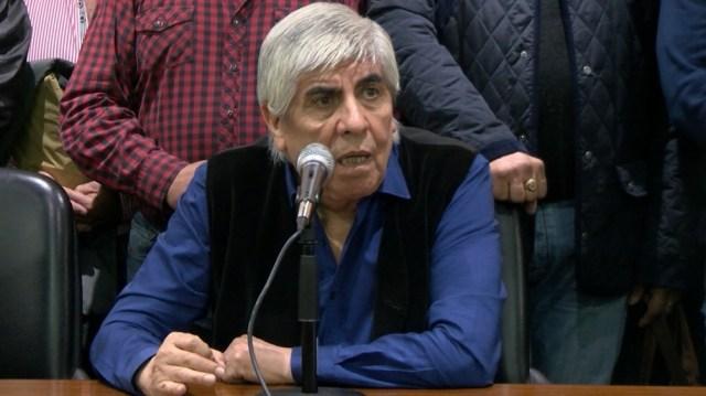 Moyano , a favor de la propuesta de reforma del sistema sanitario.