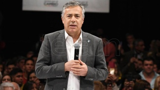 Para Cornejo es «imprescindible» que Fernández «tenga todas las herramientas del poder», Periódico San Juan