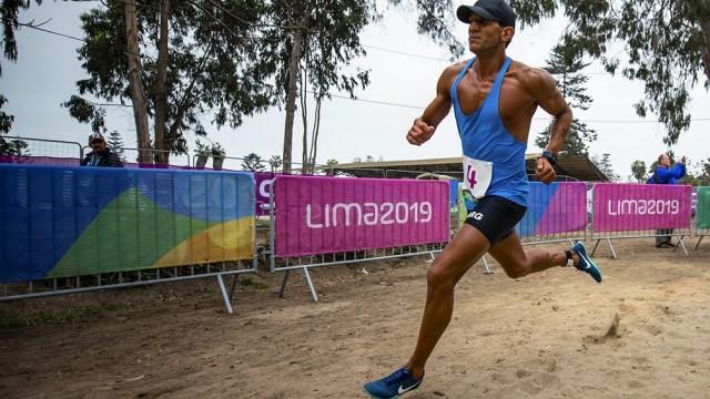 Villamayor logró el bronce en los Panamericanos de Lima y también el pase para Tokio.