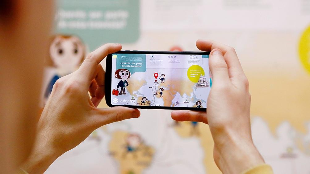 , Investigadores de la UNLP recrearon el viaje de Darwin con realidad aumentada – Virtualizar.cl Realidad Aumentada Chile, Realidad Virtual y Realidad aumentada - Virtualizar -  Chile, Realidad Virtual y Realidad aumentada - Virtualizar -  Chile