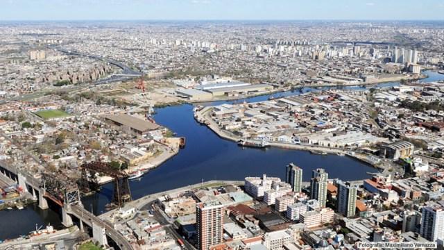 El Sistema Riachuelo es una megaobra de infraestructura sanitaria que lleva adelante AySA reactivada a fines de 2019