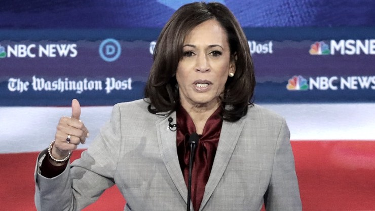 Kamala Harris sera candidata a vicepresidenta en la fórmula demócrata