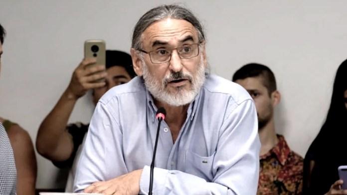 El ministro Luis Basterra habló con un medio de Brasil.