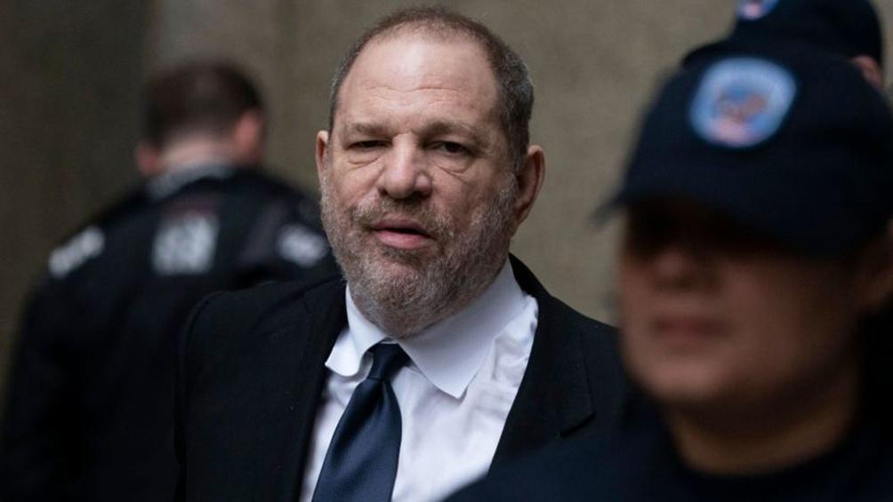 Weinstein seguirá sumando años a su condena inicial de 23.
