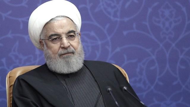 """Rohani, dijo que se abría """"una nueva página"""" tras los últimos contactos en Viena"""