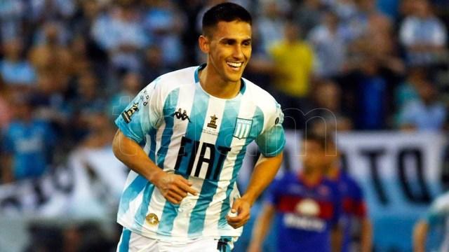 Matías Rojas presentó síntomas antes del partido con Colón.