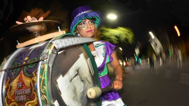 Las murgas y el carnaval porteño son parte del Patrimonio Cultural de la Ciudad de Buenos Aires.
