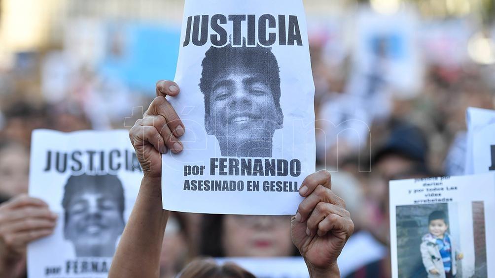 Báez Sosa fue asesinado a golpes a la salida de un boliche