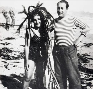 También habrá fotografías personales de Neruda