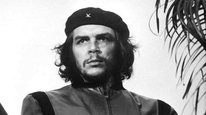 La imagen del Che captada por Alberto Korda en 1960.