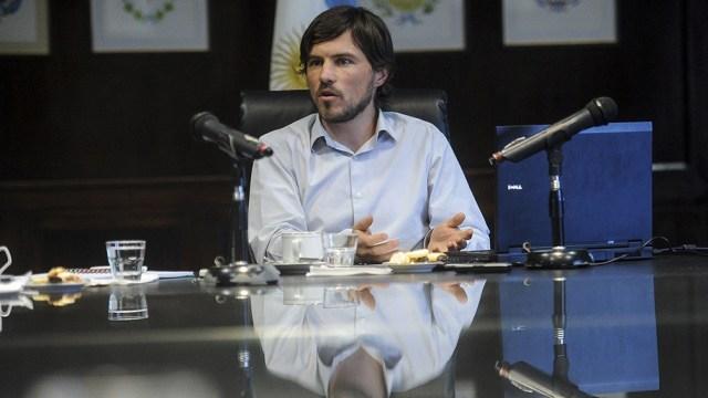 Augusto Costa expuso durante el Seminario