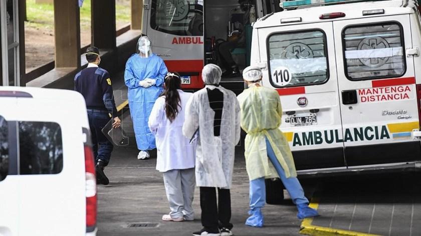 Son 3.371 508 los contagiados desde el inicio de la pandemia.