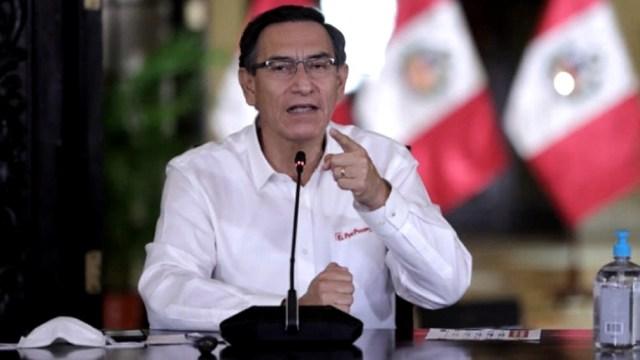 Perú entró en la fase final pero esa etapa llevará meses, según Vizcarra