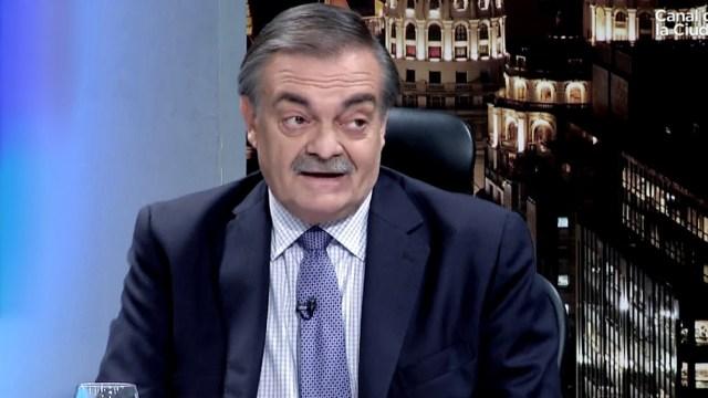 El vicepresidente del Consejo de la Magistratura, Alberto Lugones.