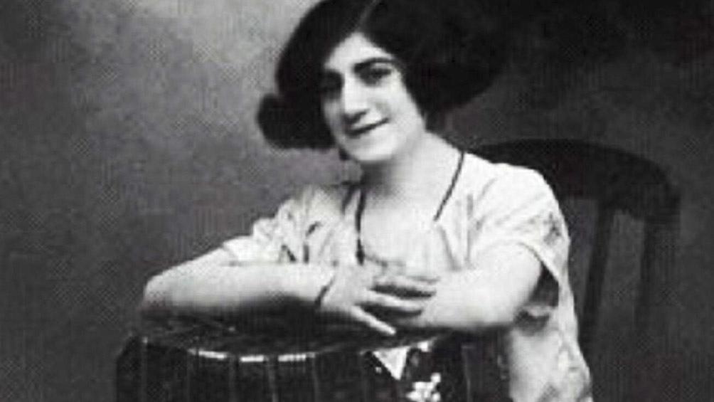 Paquita Bernardo, la Flor de Villa Crespo, murió muy joven, antes de cumplir sus 25 años.