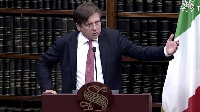El viceministro de Salud, Pierpaolo Sileri, dijo que el Gobierno esta preparado