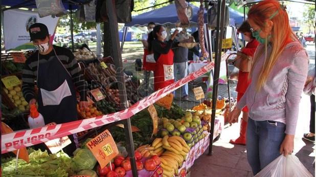 Español anunció que trabaja en la implementación del Mercado Federal Ambulante.
