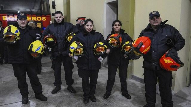 La ley otorga beneficios a las asociaciones de bomberos voluntarios.
