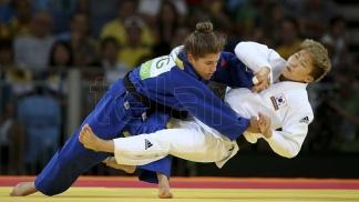Pareto fue bronce en los Juegos Olímpicos de Beijing 2008.