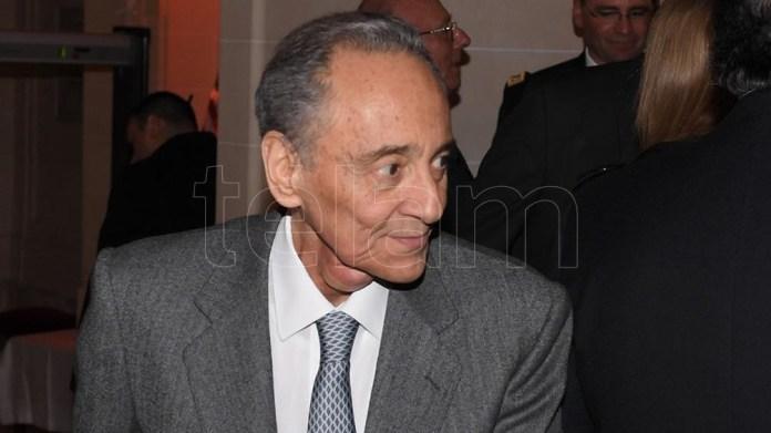Héctor Magnetto, máximo directivo del Grupo Clarín.