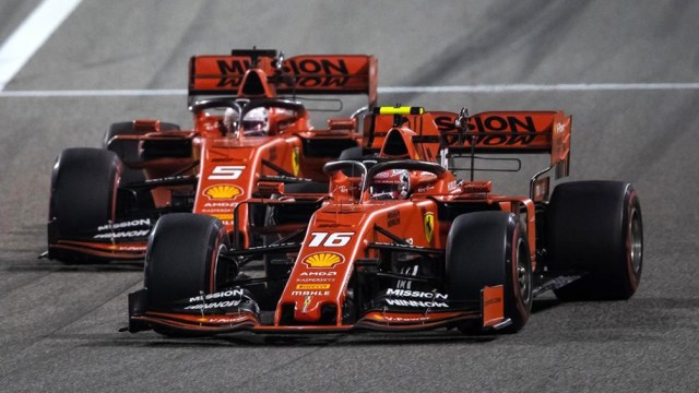 Ferrari es la escudería más ganadora de la historia de la F1 con 16 títulos.