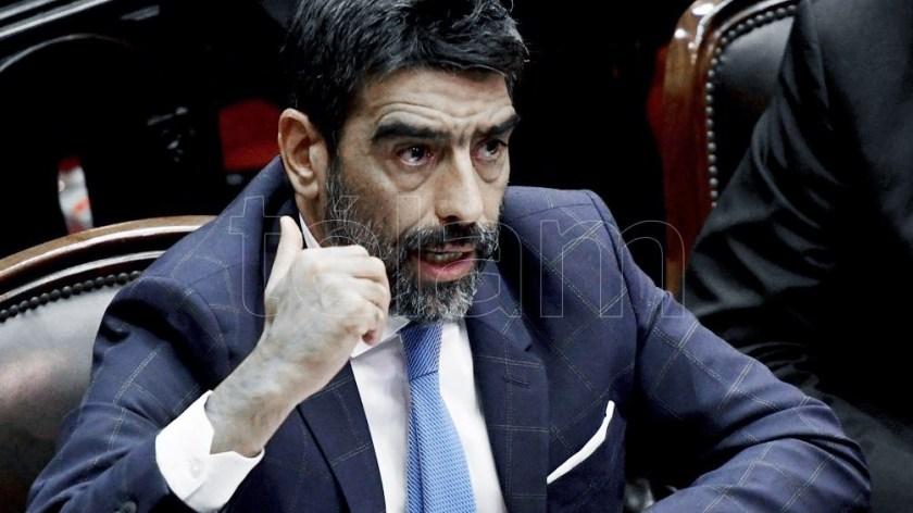 Rodolfo Tailhade es el titular de la Comisión de Justicia de Diputados.