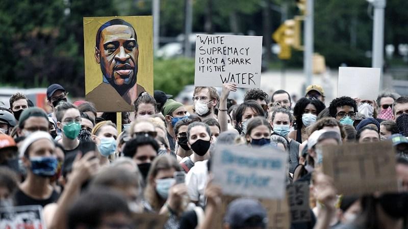 Cientos de miles de personas salieron a las calles en todo el mundo, para exigir el fin del racismo sistémico.