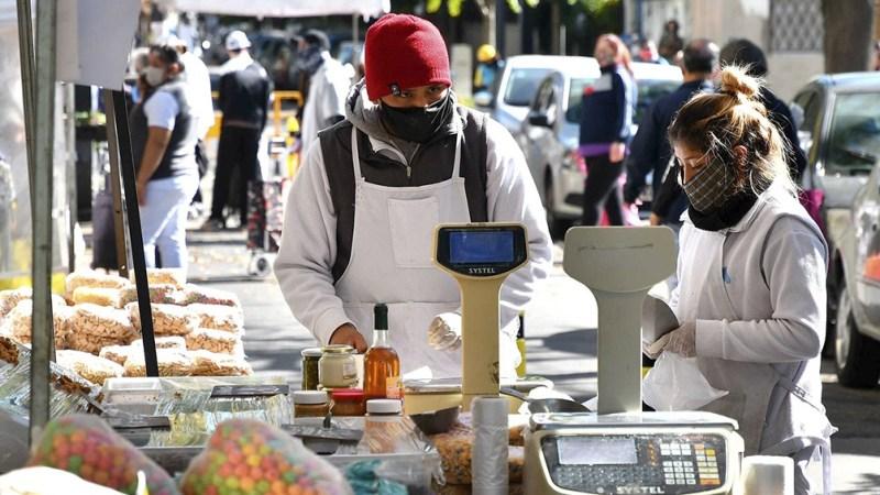 En el caso de los varones jóvenes, la tasa de desocupados es de 17%. Foto: Alfredo Luna.