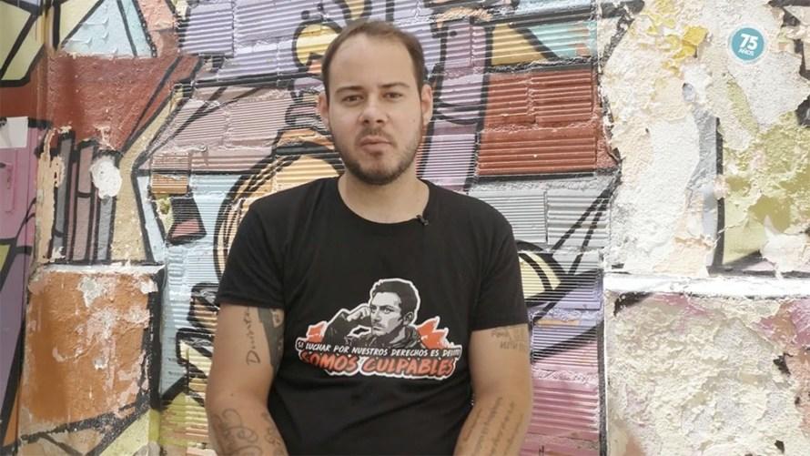 Pablo Hasel, el rapero detenido.