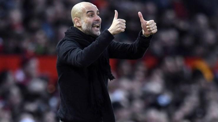 """Guardiola y el """"City"""" reciben al Real Madrid con ventaja de un 2-1 conseguido en el Bernabéu"""