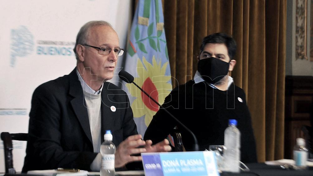 La provincia de Buenos Aires suma 2.521 casos y alcanza los 185.614 infectados