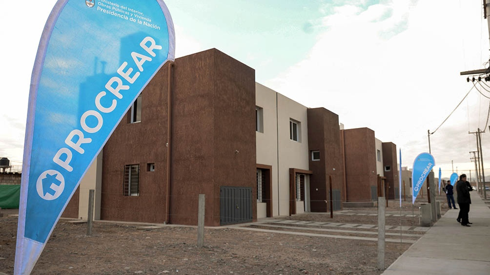 A lo largo de septiembre, se entregarán más de 400 viviendas del programa Procrear en distintas provincias.