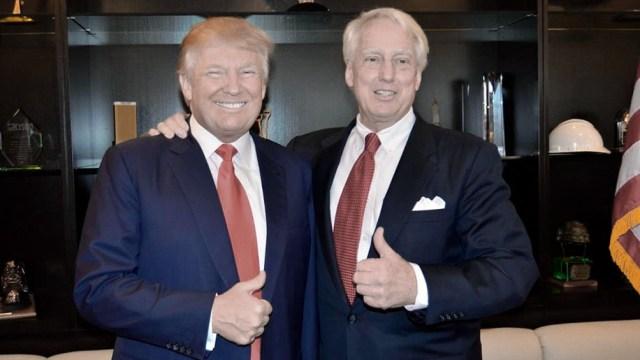 Robert Trump fue un exalto ejecutivo de la Organización Trump.