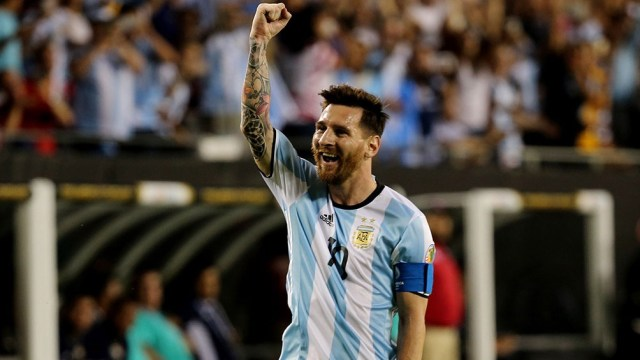 El entrenador de Australia espera que Messi esté en los JJOO