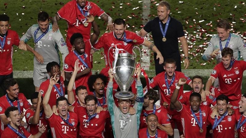 La tan anhelada copa viaja de Lisboa a Alemania.