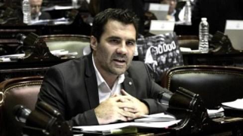 Hasta ahora Martínez era titular de la Comisión de Energía de Diputados.