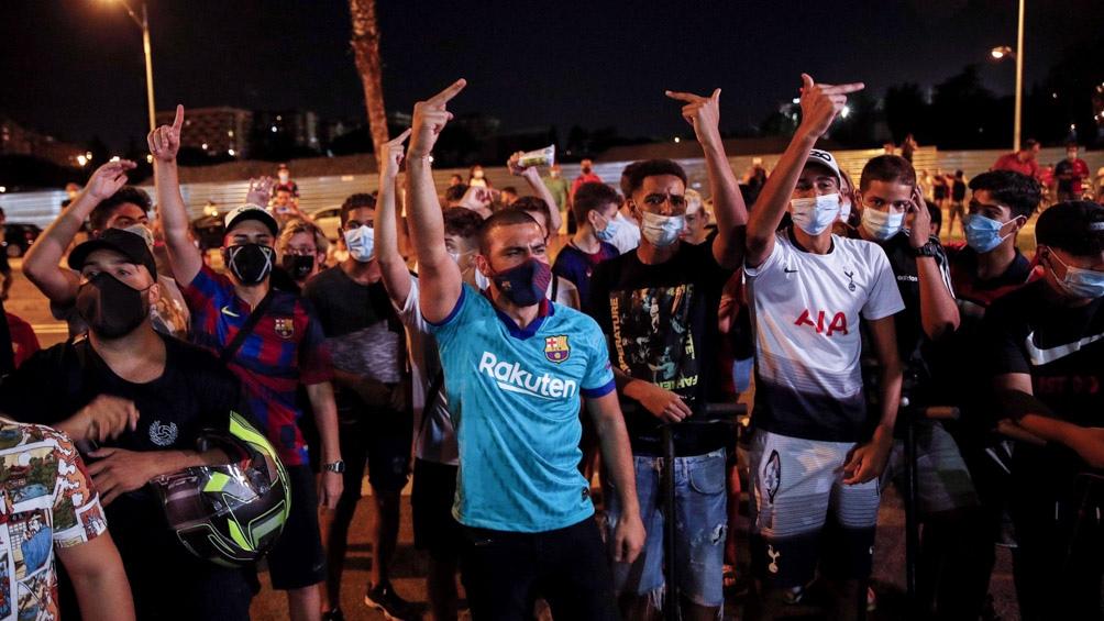 Kết quả hình ảnh cho barca fan angry