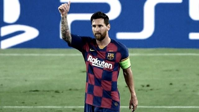 Puyol dice que vio motivado a Lionel Messi después de que confirmó su continuación en el club.