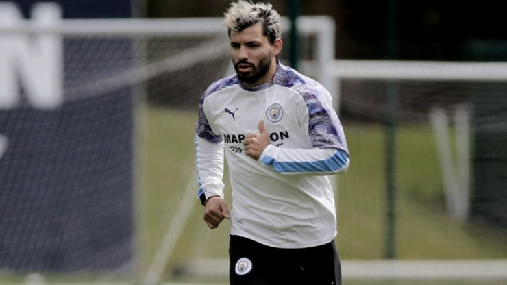 Agüero es el máximo goleador histórico del Manchester City con 181 tantos.