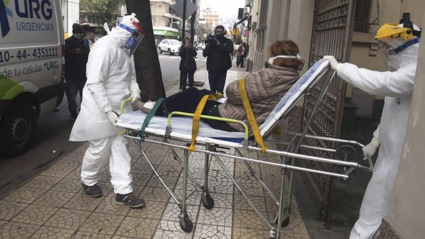 Casi el 50 % de los infectados de hoy corresponden a la Ciudad y a la Provincia de Buenos Aires