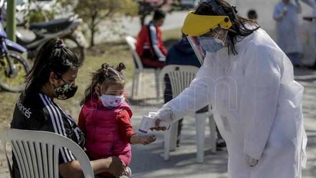 Suman 4.827.973 los contagiados desde el inicio de la pandemia.