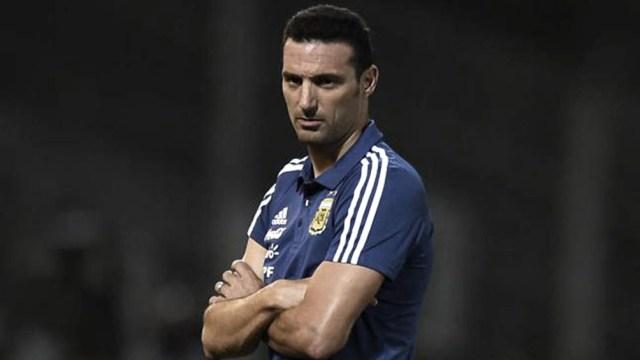 La web de la Copa América publicó la nómina de futbolistas argentinos para Brasil 2021 (foto archivo)