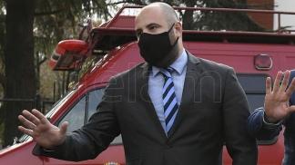 Al querellante Luciano Peretto le estacionaron una patrulla a metros de su domicilio