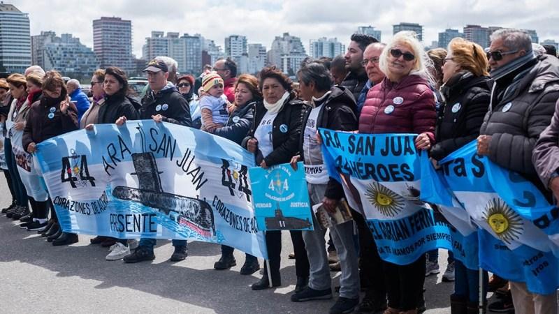 Repasando los sucesos de la semana, también fue consultado sobre la denuncia de la AFI por espionaje a familiares del ARA San Juan durante la gestión de Macri.
