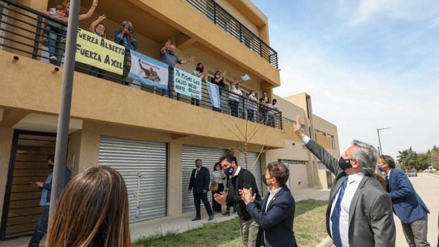 """Alberto Fernández: """"Me avergüenza el Estado que da vía libre a los pícaros para especular"""""""